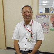 JA長野厚生連 北信総合病院 地域医療福祉支援センター 竹前敏幸さま